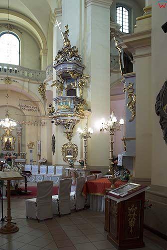 Lwów. Późnobarokowa Katedra św. Jura.