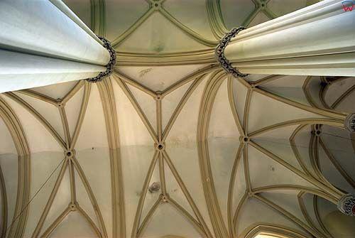 Lwów. Wnętrze kościoła św. Elżbiety