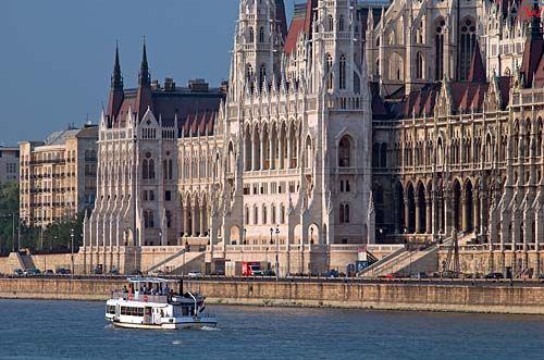 Budapeszt, parlament