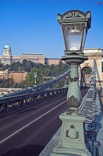 Budapeszt, most Łańcuchowy