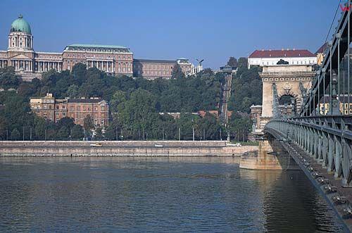 Budapeszt, Buda, wzgórze zamkowe