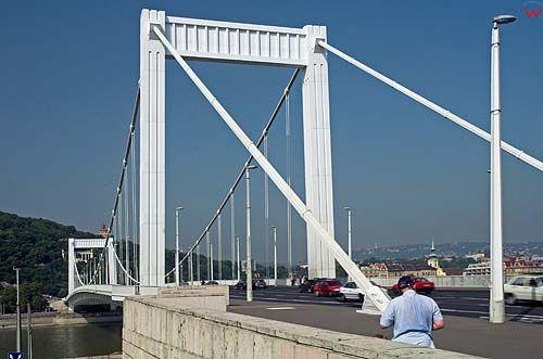 Budapeszt, most Elżbiety