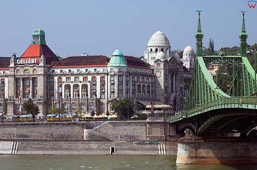 Budapeszt, most Wolności