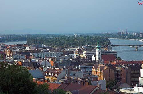Budapeszt, wyspa małgorzaty